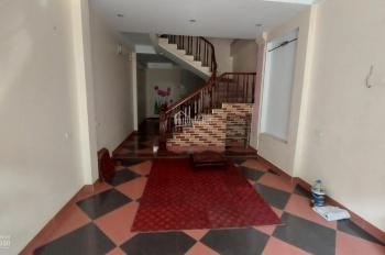 Cho thuê nhà Mậu Lương 4T đường rộng ngay chung cư Mipec Kiến Hưng để ở, làm văn phòng, kho hàng