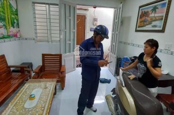 Bán gấp nhà Nguyễn Văn Quá, nhà 1 lầu nhà mới đẹp, hẻm 4m, giá 2,3 tỷ, sổ hồng riêng
