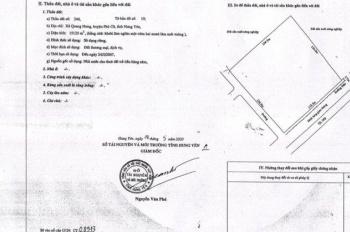 Bán đất xây dựng cây xăng - Gara - Dịch vụ kho bãi Mặt đường Quốc Lộ - DT: 15.000m2 (098.161.8182)