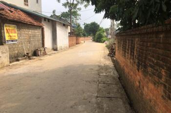 Bán 154m2 hơn 6m mặt tiền trục chính thôn Vân Lôi - Bình Yên gần với khu CNC Hòa Lạc. LH 0969866834