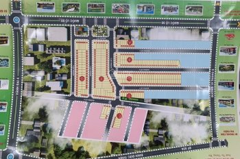 Dự án SaiGon Centre Gate - đất nền Long An