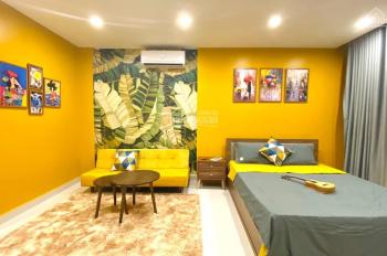 Hot, cho thuê căn hộ studio full đồ đẹp chỉ 5 triệu/tháng, nhanh tay gọi: 0789359998 em Linh