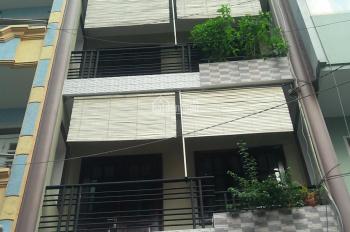 Cho thuê Khách sạn trệt 6 tầng, mặt tiền An Dương Vương Quận 5, 80 m2 (4m x 20m), gần chợ An Đông