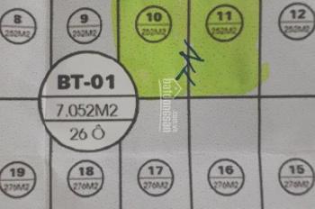 Bán 2 suất đất ngoại giao mặt đường 12m, xây tự do, có sổ ngay - LH 0913.79.71.71