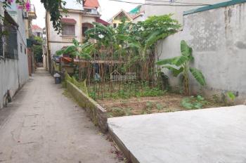 Lô góc 50m2 x 43tr đất thổ cư ngay UBND Vân Canh, kinh doanh tốt, ôtô vào nhà, đường thông rộng 4m