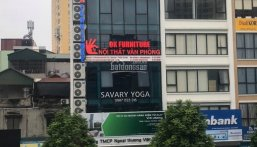 Cho thuê văn phòng siêu đẹp tòa nhà Vietcombank Cầu Giấy, DT 85-120m2