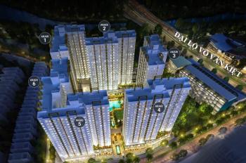 Chính chủ kẹt tiền bán huề vốn căn hộ Akari City 56m2 - 75m2 mặt tiền đường Võ Văn Kiệt, Bình Tân