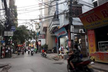 Bán nhà mặt phố Bùi Xương Trạch - Thanh Xuân 60m2 x 4 tầng, MT 4m, vỉa hè 3m kinh doanh, giá 8.8 tỷ