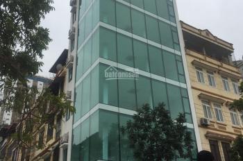 Cho thuê nhà góc 2 MT khu văn phòng Thường Kiệt, Quận 10, 80 m2, 5 x 15, hầm 7 lầu