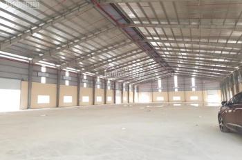 Bán xưởng khu công nghiệp Tân Đức 10000m2, xưởng mới