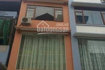 Cho thuê nhà mặt phố Nguyễn Khả Trạc, Mai Dịch, Cầu Giấy, 65m2 x 5T, giá 15tr/th, phố 3 ô tô tránh