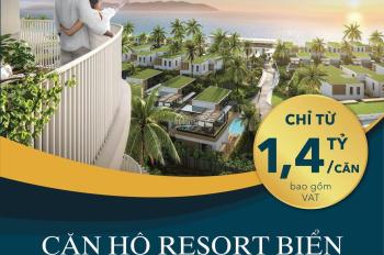 Căn hộ view biển Đà Nẵng ( Gía 1,4tỷ, do Đất Xanh Miền Trung phân phối ) LH : 0934992431