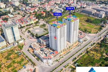 Hot! Suất ngoại giao căn 71.4m2 2PN tầng 9, 10, 15 dự án HC Golden City, nhận nhà ngay, CK 4%