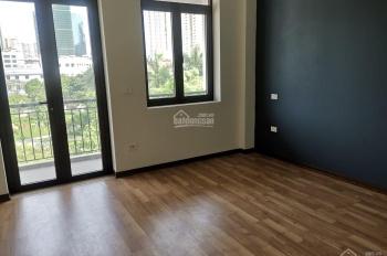 Cho thuê nhà mặt phố Trung Hòa, nhà kính mới đẹp, có thang máy, ĐH DT 110m x 6T, MT 6m, giá 80tr/th