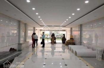 Cho thuê nhà vip mặt phố Nam Đồng, DT 150m2x6 tầng, MT 6m, giá 120tr/th, LH 0968896456