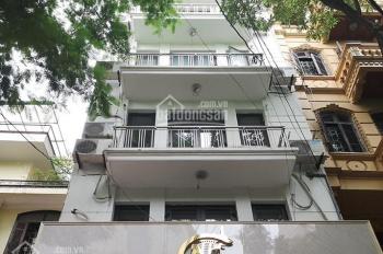 Cho thuê nhà mặt phố Hoàng Cầu 91m2, 6 tầng, mặt tiền 5.4m, giá 65tr/ tháng