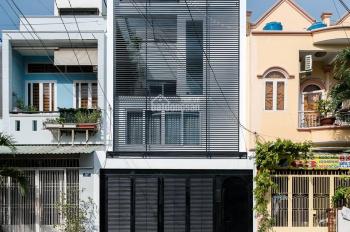 Nhà mới 4 lầu mặt tiền Gia Phú, P1, Q6 (6x12) giá 15 tỷ TL