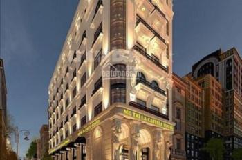 Bán khách sạn 9 tầng, MP Miếu Đầm, đối diện khách sạn JW Marriott, 390m2, MT 10m, giá 212 tỷ