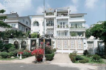 Cho thuê biệt thự Phú Mỹ đường lớn, thuận tiện kinh doanh, full nội thất đẹp, giá thuê 45tr/tháng
