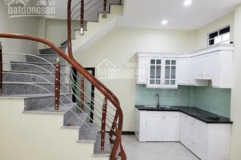 Tôi bán nhà xây mới 4 tầng tại Vân Canh Hoài Đức, 1,65 tỷ. Hỗ trợ trả góp 70% LH CĐT 0387266576