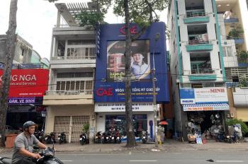 Cho thuê nhà mặt tiền đường An Dương Vương, Quận 5 - 6.5x19.8m - 4 tầng - Giá cho thuê 145tr/th