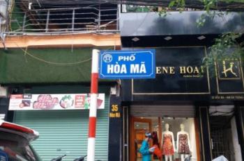 Bán nhà phố siêu vip phố Hòa Mã, 2 mặt tiền 165m2 x3T, MT 26m, giá mùa Covid, LH ngay 0947273883