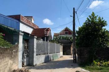 Bán lô đất tại thôn Xích Thổ, xã Đồng Thái, An Dương, Hải Phòng