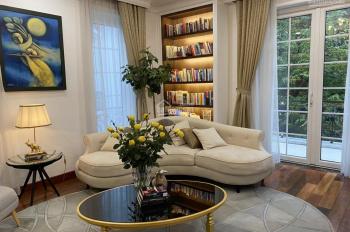 Cho thuê biệt thự đẹp bậc nhất Vinhomes Riverside 500m2 110 triệu/th, liên hệ: 0966711156