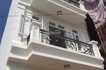 Nhà bán đường Nguyễn Thị Tú, Bình Tân, 140m2, 3 lầu, 2.3tỷ, có SHR hỗ trợ vay ngân hàng 60%