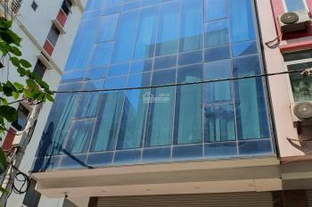 Cho thuê nhà ngõ ô tô tại Nguyễn Xiển. DT: 78m2 * 5 tầng, lô góc, thông sàn, giá: 36 triệu/th