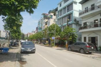 Bán nhà gần phố Tân Mai, Hoàng Mai khu PL gần hồ Đền Lừ DT 88m2x6T thang máy, ngõ 10m, giá 9,8 tỷ