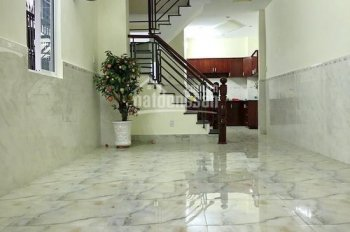 Bán nhà mới 1 lầu góc 2 mặt tiền hẻm 34 Nguyễn Duy, phường 9, quận 8