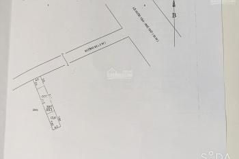 V254. Bán nền hẻm nhánh lộ 6m cách mặt tiền Trương Vĩnh Nguyên 50m 4x25.35m thổ cư