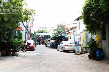 Nhà nát DT 7x40m phù hợp xây khách sạn xây nhà trọ cho thuê, HXH ngã 4 Nguyễn Văn Lượng Nguyễn Oanh