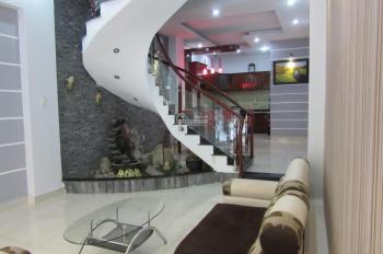 Cho thuê nhà 2 lầu mặt tiền đường Phan Huy Thực, Tân Quy, Quận 7