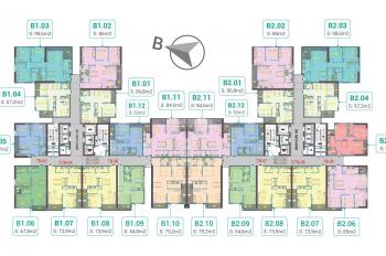 Dự án Phương Đông Green Park giá 19,3tr/m2, hỗ trợ lãi suất 0%, tặng 7 chỉ vàng. LH: 0944993568