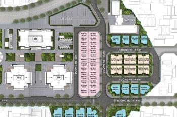 Bán biệt thự, shophouse Mipec City View Hà Đông 82,6m2 giá chỉ từ 5,5 tỷ/căn(cả nhà) biệt thự 135m2