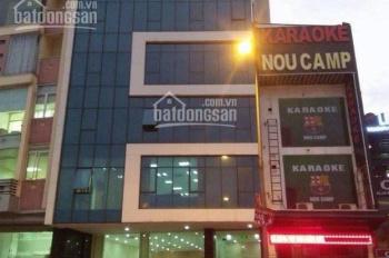 Cho thuê nhà mặt phố Miếu Đầm, Mễ Trì, Nam Từ Liêm, 190m2 x 4T, thông sàn MT 11m