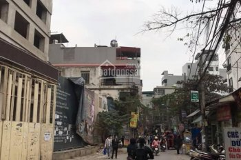Cho thuê cả nhà 48m2 5 tầng giá 21tr mặt phố Triều Khúc, Thanh Xuân