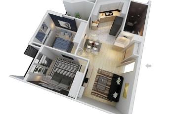 Góc gửi bán E có căn hộ 2PN-63.16m2 dự án Hồng Hà EcoCity, do không có nhu cầu ở cần bán 0902102721