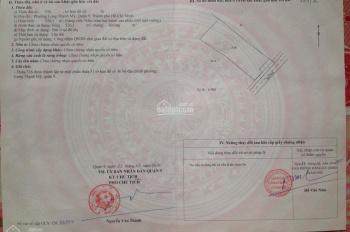 Chính chủ bán gấp nhà đất thổ cư 100% góc 2MT hẻm Nguyễn Văn Tăng, ngay trường chính trị