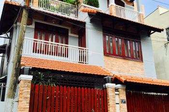 Bán căn biệt thự mặt tiền Khu Bàu Cát, Phường 11, Q. Tân Bình, 8x31m, 4 lầu, giá 28 tỷ