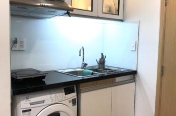 Cho thuê căn Studio, căn góc, 31 m2 tại Charmington Cao Thắng, Q10, giá chỉ 11 triệu, full nội thất