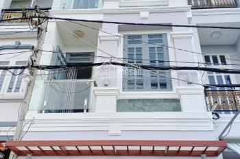 Chính chủ bán nhanh nhà 3 tầng (3PN + sân phơi) ngay đường Bình Thành - Q. Bình Tân 1 tỷ 550 triệu
