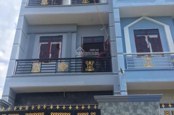 Chính chủ bán nhanh nhà 3 tầng (3PN + sân phơi) ngay đường Bình Thành - Q. Bình Tân. 1 tỷ 550 triệu