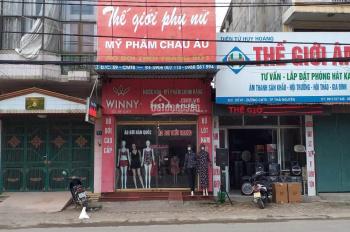 Bán nhà mặt phố Cách Mạng Tháng 8, Thái Nguyên
