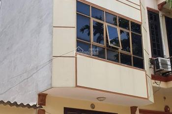 Bán nhà 4 tầng mới 76m2 ô tô tránh mặt tiền rộng 7.5m Voi Phục, Trâu Quỳ, giá 3.75 tỷ