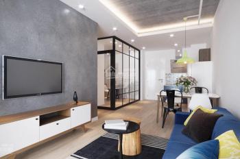 Cho thuê căn hộ cao cấp 2 phòng 57m2 đầy đủ nội thất view Đông tại The Botanica Novaland