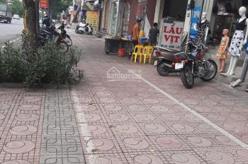 Bán nhà mặt phố Ngô Gia Tự, Long Biên, DT 260m2, MT 7m, giá 130tr/m2, LH 0382338939