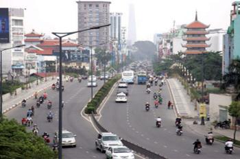 Góc 2 mặt tiền Lý Tự Trọng - Thái Văn Lung, Bến Nghé, quận 1 1275m2